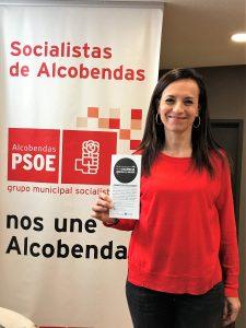 Beatriz Corredor se suma al Pacto Social contra la Violencia machista de Alcobendas