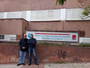 PSOE-IU-Blas de Otero
