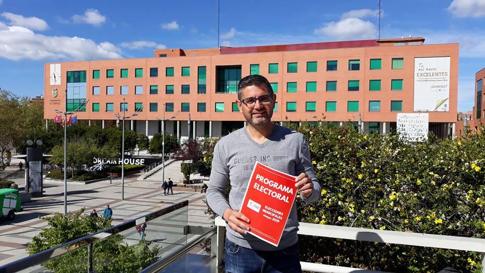 Rafael Sánchez Acera Presenta 20 Medidas Clave Del Programa Electoral Socialista Para Alcobendas