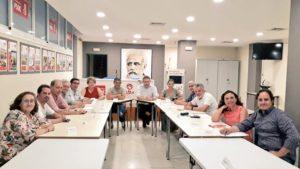 Ejecutiva Municipal Socialista de Alcobendas