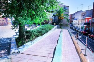 Mejoras barrio centro Alcobendas
