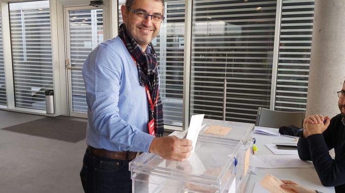 El PSOE Gana Las Elecciones Generales Y Es La Fuerza Más Votada En 2 De Los 3 Distritos De Alcobendas