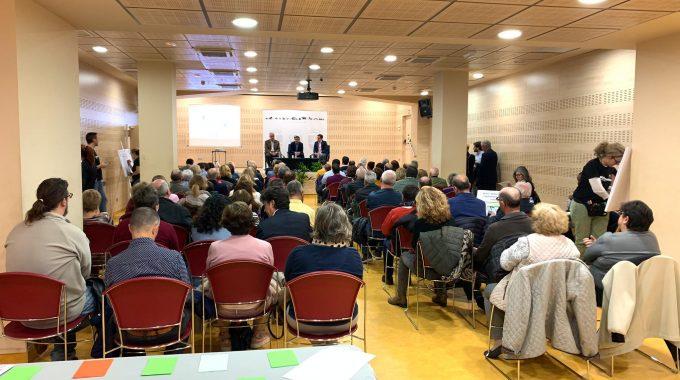 Éxito De Participación En Las Asambleas De Distrito