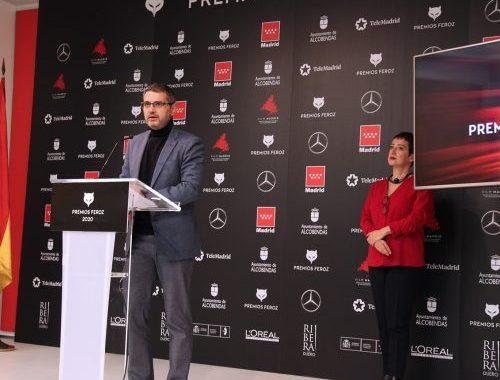 Alcobendas Va A Ser La Sede De La Gala De Entrega De Los Premios Feroz 2020