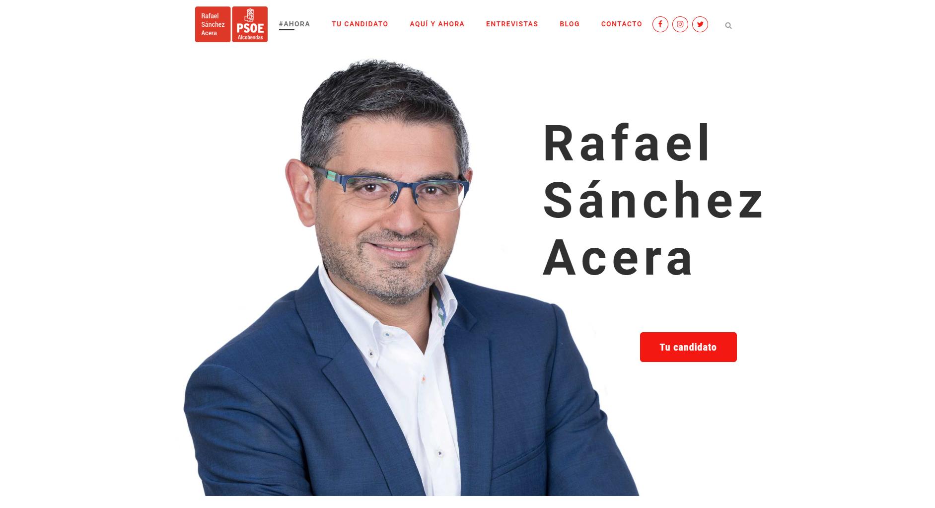 nueva web RSA