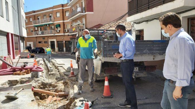 Obras En El Distrito Centro De Alcobendas Para Mejorar La Accesibilidad