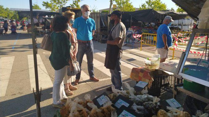 Mercadillo, Pandemia, COVID-19, Comercio, Consumo, Comercio De Proximidad, Nueva Normalidad