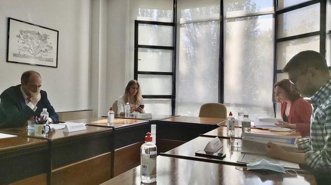 El Alcalde De Alcobendas Acuerda Un Plan De Rehabilitación Integral Para El CEIP Federico García Lorca Con Madrid