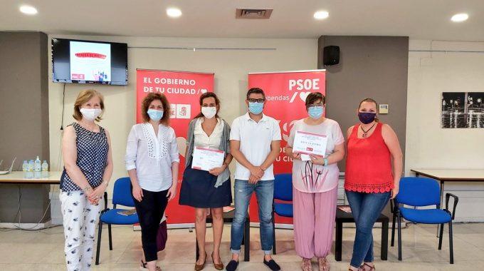El PSOE De Alcobendas Entrega Los Premios Del VII Concurso De Microrrelatos Por La Igualdad