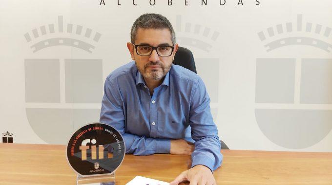El Alcalde De Alcobendas Presenta La Programación Del Día Internacional Contra La Violencia Machista