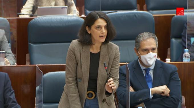 Pilar Sánchez Acera Registra Una Iniciativa Para Saber Los Planes De La Consejería De Sanidad Respecto A La Apertura De La Torre 4 Del Hospital Infanta Sofía