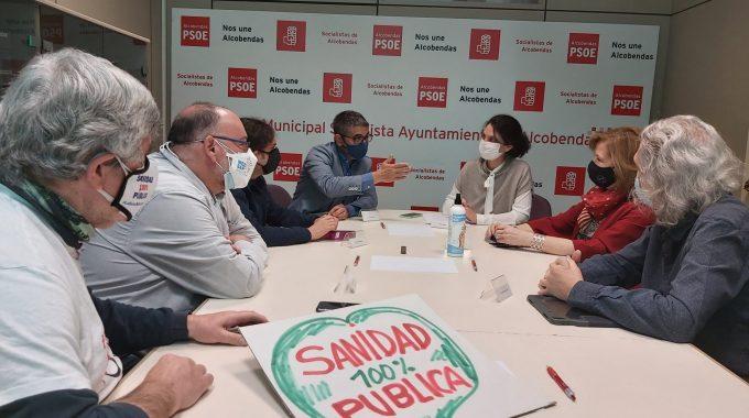 El PSOE Y Podemos Alcobendas Reclaman La Habilitación De Las 16 UCIS En El Hospital Del Norte