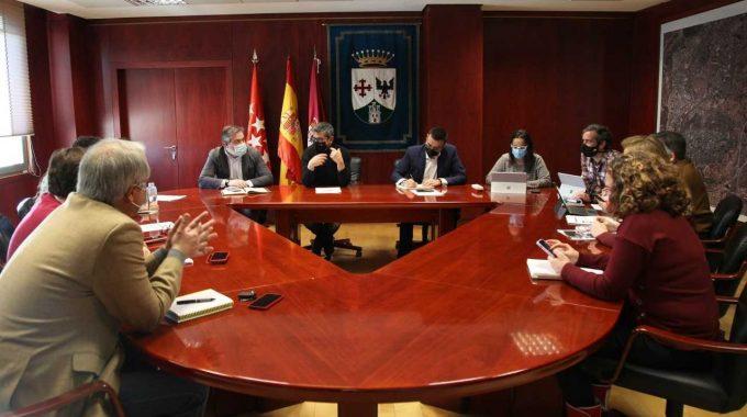 Balance Del Temporal Filomena: El Gobierno Municipal Evalúa Daños Y Medidas