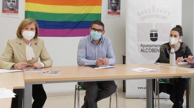 El Colectivo LGTBi+ Ya Tiene Un Programa Pionero En Alcobendas