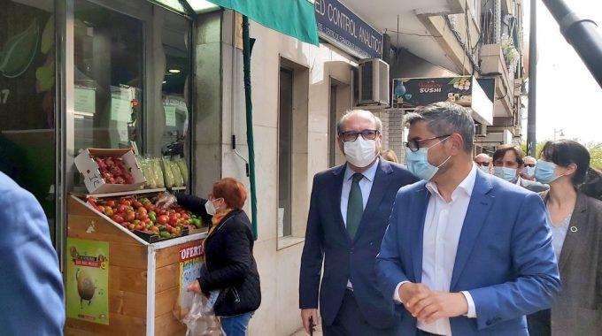 Ángel Gabilondo Visita Alcobendas