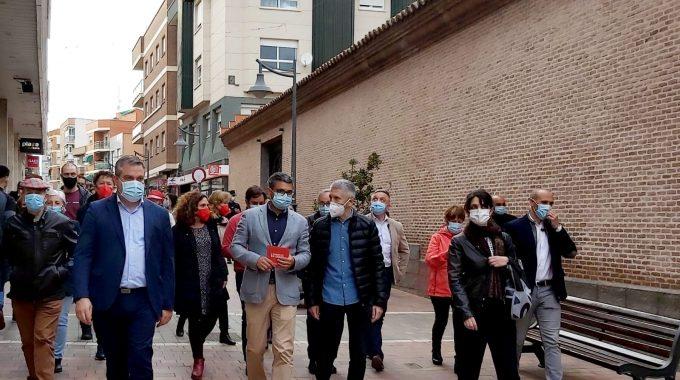 El Ministro Del Interior Y El Alcalde De Alcobendas Hacen Un Llamamiento A La Movilización El Próximo 4M