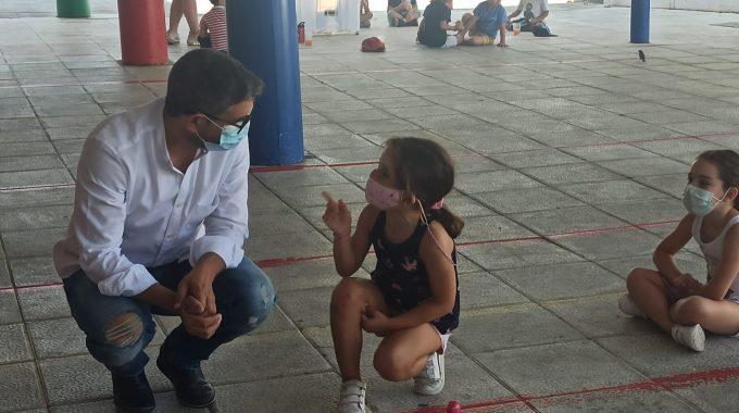 Más De Un Millar De Niños Y Niñas Participan En Las Colonias Urbanas De Alcobendas En Julio