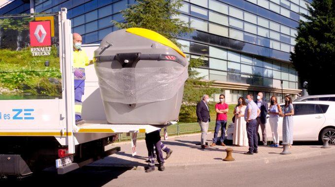 Alcobendas Pone En Marcha Un Proyecto Piloto De Reciclaje En El Polígono Industrial