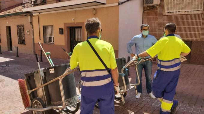 Alcobendas Tendrá Nueva Ordenanza De Limpieza Viaria